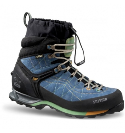 "Ботинки Salewa ""WS Snow Trainer Insulated GTX"" 3205 (синий)"