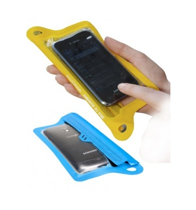 "Гермоупаковка Sea To Summit ""TPU Guide"" W/P Case for smartphonesyellow"