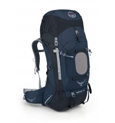 "Рюкзак Osprey ""Aether 70"" midnight blue"