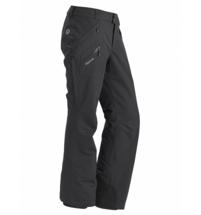 "Брюки г/л Marmot ""Wm's Motion insulated Pant"" black"