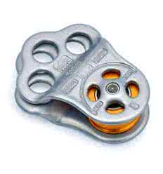 Блок-ролик DMM Hitch/Triple Attachment Pulley with Roller Bearings