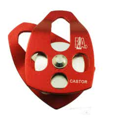 Блок-ролик First Ascent Castor 15