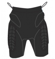 Захисні шорти Destroyer Protection Shorts
